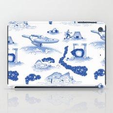 Pop Porcelain- Final Frontier  iPad Case