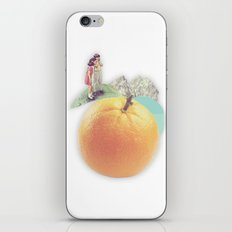 /disc/overy. iPhone & iPod Skin