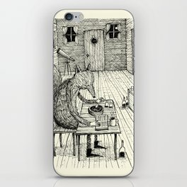 'Cold Soup' iPhone Skin