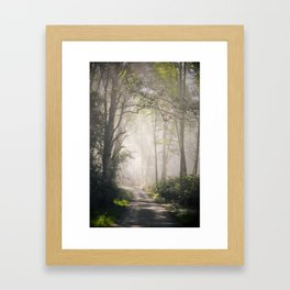 doe bay | 2011. Framed Art Print