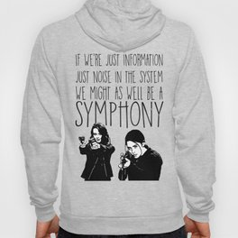 Root & Shaw - Symphony - Person of interest Hoody