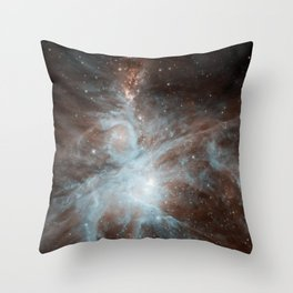 the cradle of orion | space #09 Throw Pillow