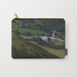 Airbus A400M At Mach Loop Carry-All Pouch