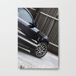 2012 Shelby GT-500 wheel Metal Print