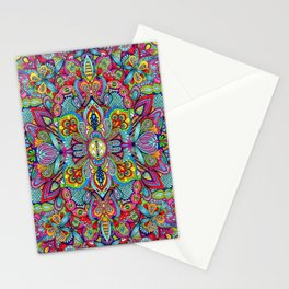 Full of dreams Stationery Cards