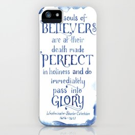 The Souls of Believers iPhone Case