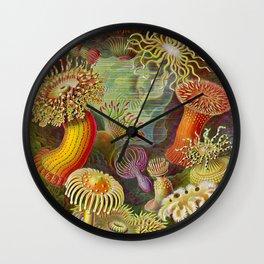 Vintage Sealife Underwater Wall Clock