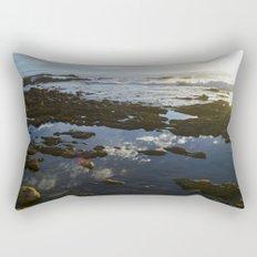 San Pedro at Low Tide Rectangular Pillow