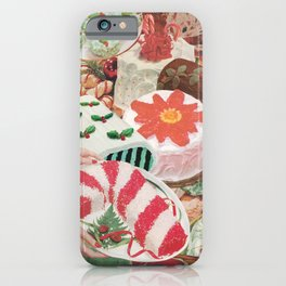 Holiday Bakes iPhone Case