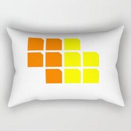 Monkey Majik Rectangular Pillow
