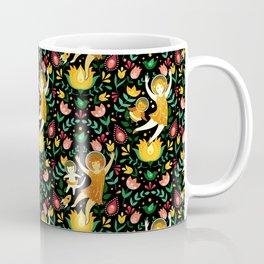Scandinavian astronauts Coffee Mug