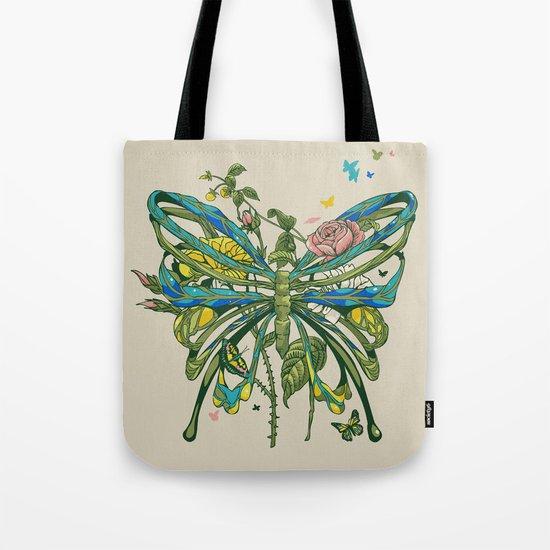 Lifeforms Tote Bag