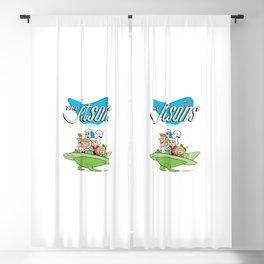 Jetsons Blackout Curtain