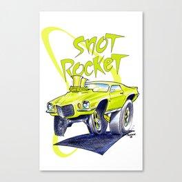 Camaro RS Canvas Print