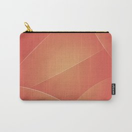 Red Damask, Valencia, Japonica & Di Serria Colors Carry-All Pouch