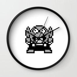Wario 3 Wall Clock