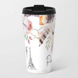 Flowers bouquet #30 Travel Mug
