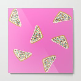 Fairy Bread Metal Print