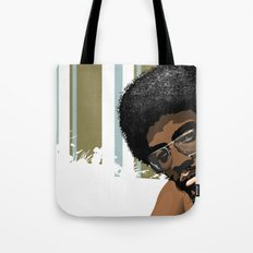 Vector Herbie Hancock Tote Bag