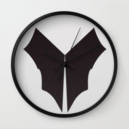 Wittgenstein, Derek Jarman, movie poster, minimalist, alternative, fine art, european film Wall Clock