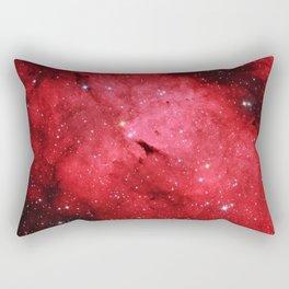 Emission Nebula Rectangular Pillow