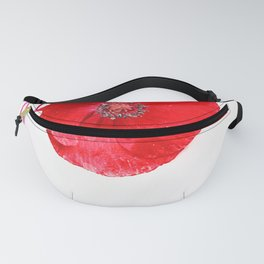 Poppies (duet) Fanny Pack