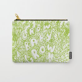 Grow, Baby, Grow Carry-All Pouch