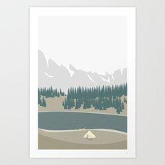 LEJR Art Print