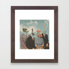 Secrets Framed Art Print