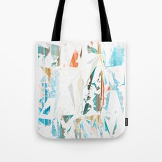 Splinters Tote Bag