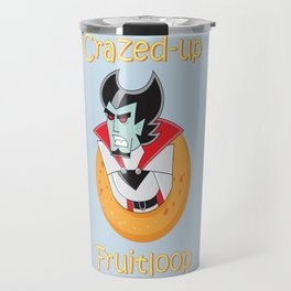 Crazed-up Fruitloop (Ghost) Travel Mug