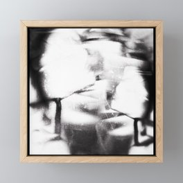 she's lost control again Framed Mini Art Print