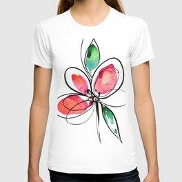 Ecstasy Bloom No. 3 by Kathy Morton Stanion T-shirt