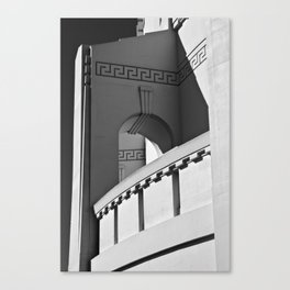 Griffith Arch Canvas Print