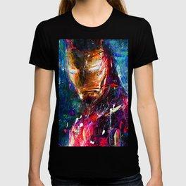 BRUSH STROKE IRONMAN T-shirt