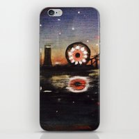 boardwalk empire iPhone & iPod Skins featuring Boardwalk by Leon T. Arrieta