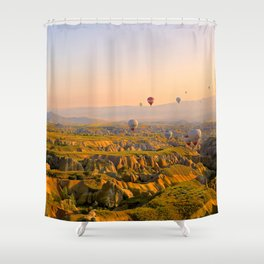 High Life Shower Curtain