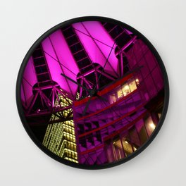 Fesival of Lights Wall Clock
