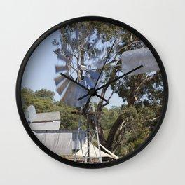 The Windmill Wall Clock