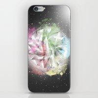 big bang iPhone & iPod Skins featuring Big Bang by Davide Rostirolla