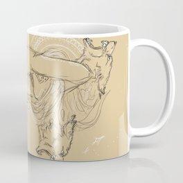 Full Moon Goddess Coffee Mug