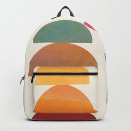 Modern Abstract Art 76 Backpack