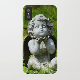 Kisses to Heaven iPhone Case