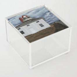 Lighthouse in Newfoundland, Canada Acrylic Box