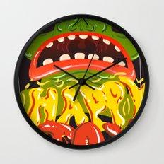 Happy Joy Wall Clock