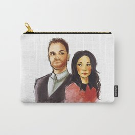 elementary: holmes and watson Carry-All Pouch