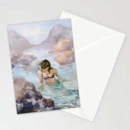 The Lonely Tidal Pool Stationery Cards