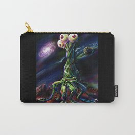 Three Eyed Dancer Carry-All Pouch