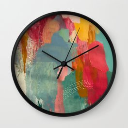 CLOUD COLOR Wall Clock