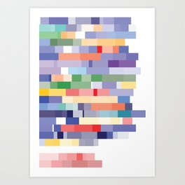 South Side (2005 White Sox) Art Print